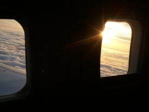 Airplane Window Flight Pixabay