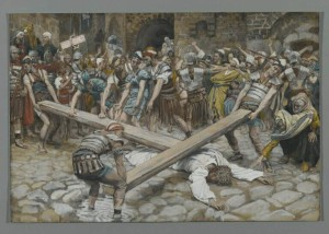 Tissot Carrying Cross