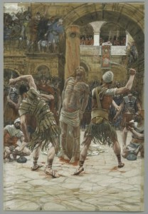 Tissot Flagellation