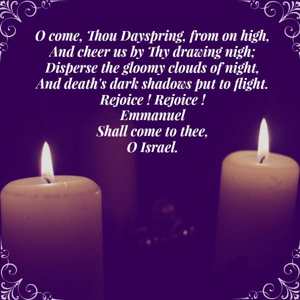 Second Sunday of Advent - Leonie's Longing