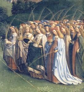 545px-Ghent_Altarpiece_D_-_Women WMC