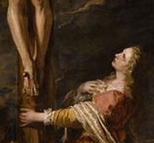 Crayer Crucifixion Magdalene WMC