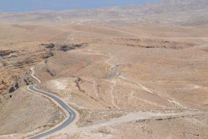 Israel Path Dune Desert Pixabay