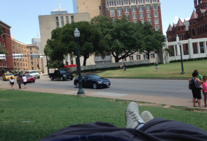 Groovin' at the Grassy Knoll